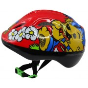 Nordic Hoj - Bamse Cykelhjälm Röd Stl 50-56