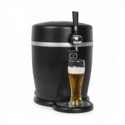 Klarstein Tap2Go, hordozható sörcsap, 2 az 1-ben italhűtő, 5 l/13 l, fekete (TK49-Tap2Go)