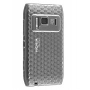 TPU Gel Case for Nokia N8 - Nokia Soft Cover (Clear)