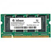 Fujitsu S26391-F318-L300 Arbeitsspeicher - 1 GB (1 x 1 GB) - DDR2 SDRAM - Demoware mit Garantie (Neuwertig, keinerlei Gebrauchsspuren)
