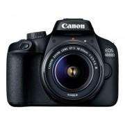 Canon Camara digital reflex canon eos 4000d + 18-55 dc/ cmos/ 18mp/ digic 4+/ full hd/ 9 puntos de enfoque/ wifi
