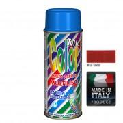 Vopsea Spray Multisuprafete Rosu RAL 3000 Tuttocolor Macota