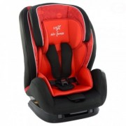 Scaun auto cu IsoFix copii 9-36 KG EURObaby VSX Rosu