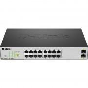 Switch D-Link DGS-1100-18 16 porturi 2 x SFP