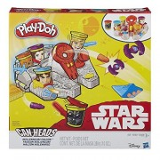Star Wars Play-Doh Can Heads