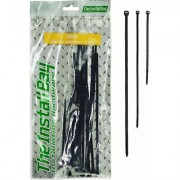 """Install Bay IBR33 Assorted Cable Ties 4""""""""/6""""""""/8"""""""" - 24 total"""