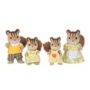 Jucarie Sylvanian Families Walnut Squirrel Family