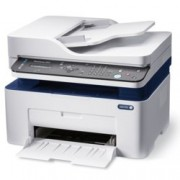 Xerox WorkCentre 3025N, лазерен принтер/скенер/копир/факс, 600x600 dpi, 20стр/мин, ADF, WiFi 802.11n, LAN 10/100, USB, 2г.