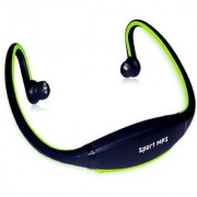 New Sports Wireless Headset MP3 Player MicroSD