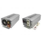HQ HQ-INV2500/12 12V/230V 2500W módosított színuszhullámú inverter