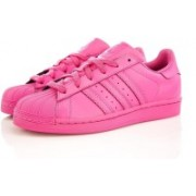 ADIDAS ORIGINALS Superstar Sneakers For Women(Pink)