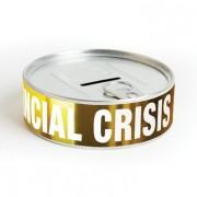 "Hucha Kit de Supervivencia ""Financial Crisis Survival Kit"""