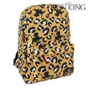 Skolväska Lion King 72831 Yellow