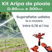 Kit Aripa de ploaie D90 x 300 ml