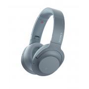Sony Auriculares - Sony h.ear on 2 Wireless NC Azul Circumaural Diadema aur