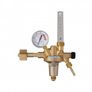 Reductor de presiune cu debimetru CO2, 230/30 bar, Iweld