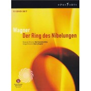 Video Delta Richard Wagner - Der Ring des Nibelungen - DVD