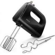 Philips HR3705/10 300 W Stand Mixer, Hand Blender(Black)
