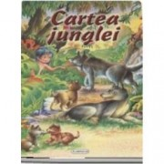 Cartea junglei ilustrata