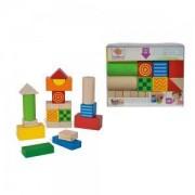 Детски дървени кубчета със звук Eichhorn, 043280