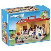 PLAYMOBIL Take Horse Along Farm Playset