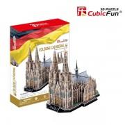 Cubicfun Puzzle 3D Domul din Koln