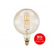 Bec LED dimmabil G200 E27/8W/230V - Eglo 11687
