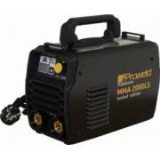 Invertor sudura ProWeld MMA-200DLS 220A 220V Black Edition