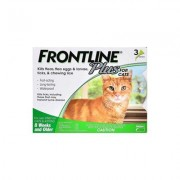 Frontline Plus For Cats 3 Months