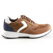 Heren Veterschoenen Xsensible Berlin 30402.2.332 Hx Cognac - Maat 43