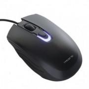 Tacens Anima ratón óptico USB Negro 2000DPI