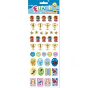 Kinder beloning stickers