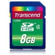 Kartica Transcend SDHC 8GB class4 (TS8GSDHC4)