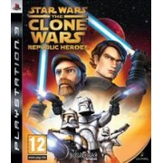Star Wars The Clone Wars Republic Heroes Ps3