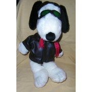 """Peanuts 15"""" Snoopy Flying Ace Pilot Stuffed Animal Plush by Determined"""