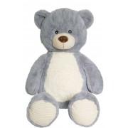 Teddykompaniet Valle 100 cm, Grå