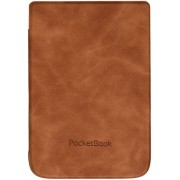 Husa E-Book Reader PocketBook Shell pentru PocketBook Basic Lux 2/Touch Lux 4/Touch HD 3 (Maro)