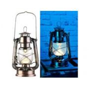 Lunartec Lampe-tempête LED à intensité variable 200 lm / 3000 K / coloris bronze