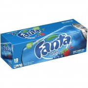 Fanta Berry 12-pack