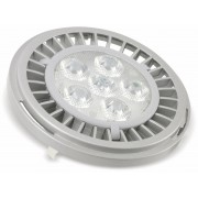 Toshiba LED-Lampe TOSHIBA E-CORE AR111 LDRA1527MG5EU, 15 W, 2700 K