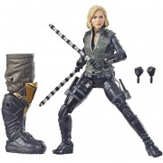 Figura Hasbro Black Widow 6 Pulgadas Marvel Legends The Best (L)(F)