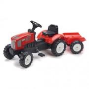 Tractor Power Green Dynamics cu Remorca