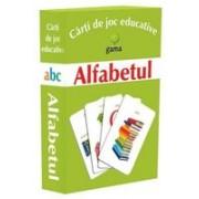 Carti de joc educative - Alfabetul.
