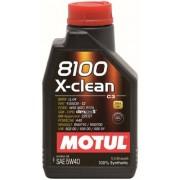 MOTUL 8100 Xclean 5W40 1 liter
