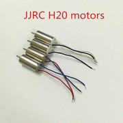 Generic White : Original JJRC H20 Motor Engine RC Quadcopter Spare Parts Motors Replacements Accessories 4PCS / LOTS