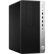 Calculator Sistem PC HP ProDesk 600 G5 MT (Procesor Intel® Core™ i5-9500 (9M Cache, up to 4.40 GHz), Coffee Lake, 8GB, 256GB SSD, Intel® UHD Graphics 630, Win10 Pro, Negru)