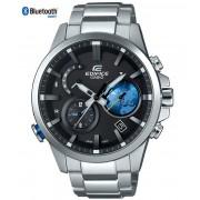 Ceas barbatesc Casio Edifice EQB-600D-1A2ER Bluetooth Smart Solar