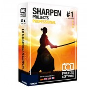 Sharpen projects professional Windows
