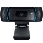 Уебкамера Logitech B910 HD Webcam, Черна, 960-000684
