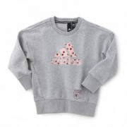 adidas SWEAT-SHIRT FILLE MUST HAVES BADGE OF SPORT - 9-10A OL - Foot Lyon